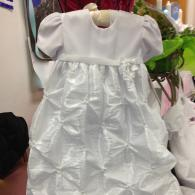 Lovely Lady White Christening Gowns